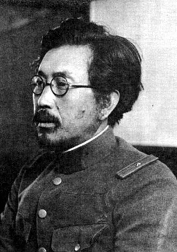 Сиро Исии, глава «отряда №731»