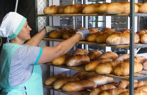 Хлебозаводы предупредили о повышении цен на хлеб с августа