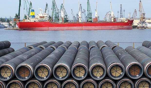 Теперь США грозят санкциями немецкому порту
