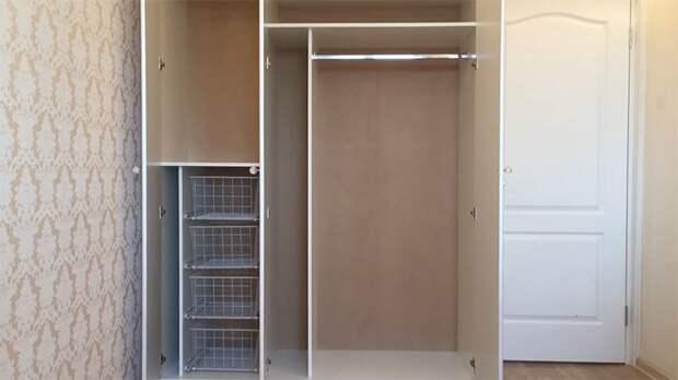 Только порядок! 8 секретов для организации хранения в шкафу