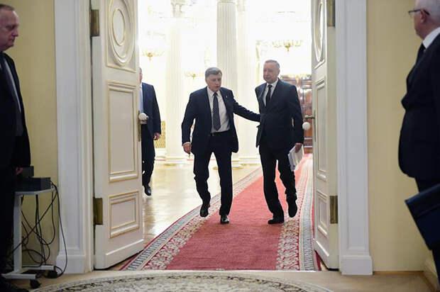 Спикер петербургского парламента снялся с праймериз «Единой России»