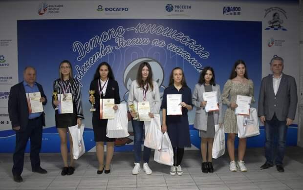 Нижегородская шахматистка Екатерина Гольцева стала бронзовым призёром первенства России