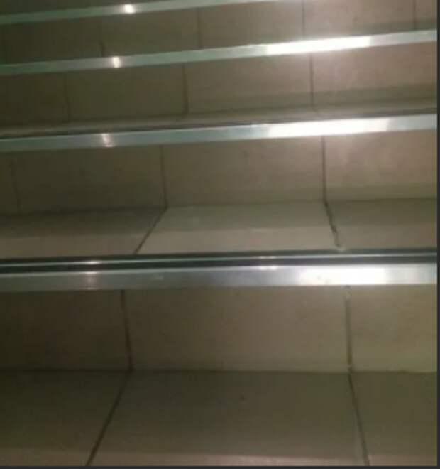 В доме на Пятницком шоссе аварийную лестницу привели в порядок