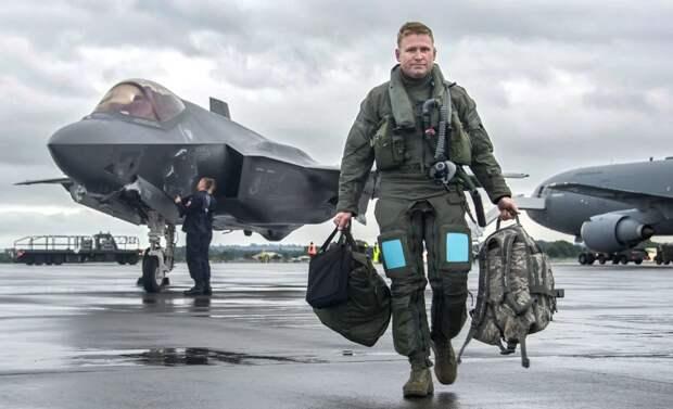 «Красуха» вывела из стоя американские F-22 и F-35