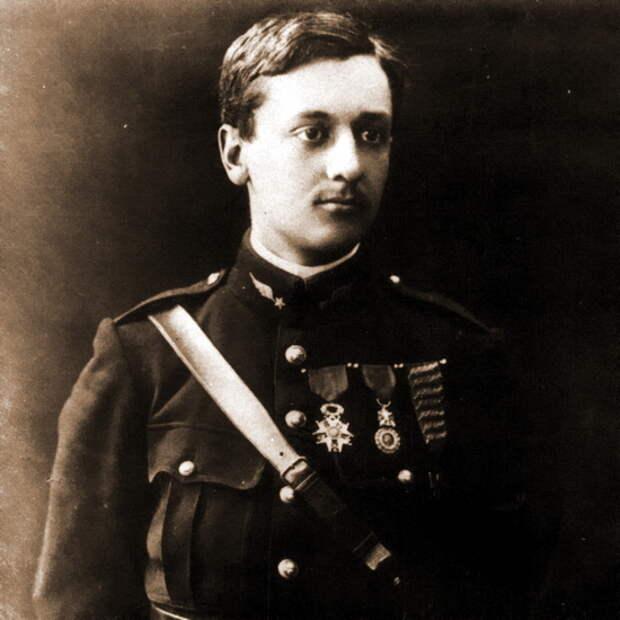 Су-лейтенант Жорж-Мари-Людовик-Жюль Гинемер, весна 1916 года - Самый известный «Аист» | Warspot.ru