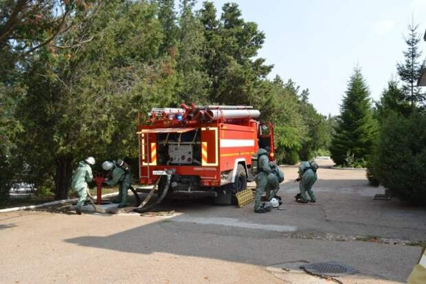 В Севастополе произошли две крупные чрезвычайные ситуации (фото)