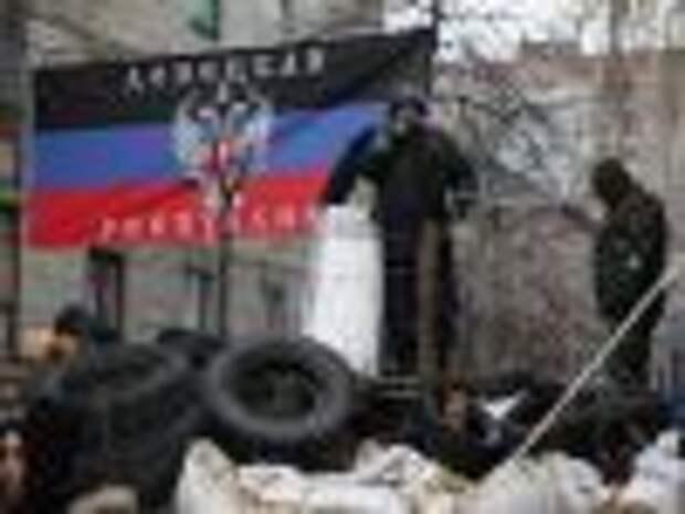В Славянск прекратили доставлять питьевую воду