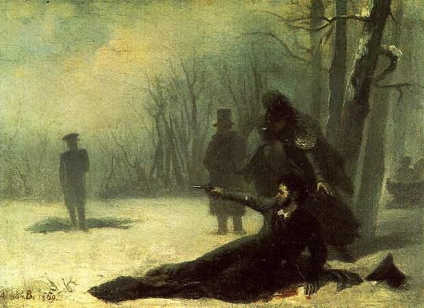 Кто был настоящей причиной дуэли Пушкина и Дантеса