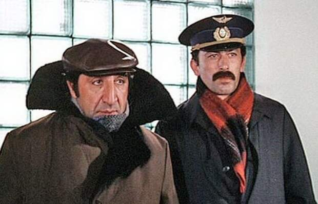 Кадр из фильма *Мимино*, 1977 | Фото: kino-teatr.ru