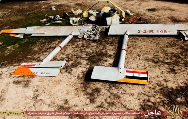 В небеИзраиля сбит иранский ударный беспилотник «Ababbil-3»