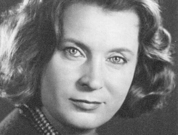 Народная артистка СССР Любовь Соколова | Фото: kino-teatr.ru