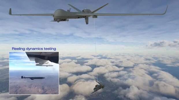 Робототехническая сегрегация: дроны обзаводятся беспилотниками