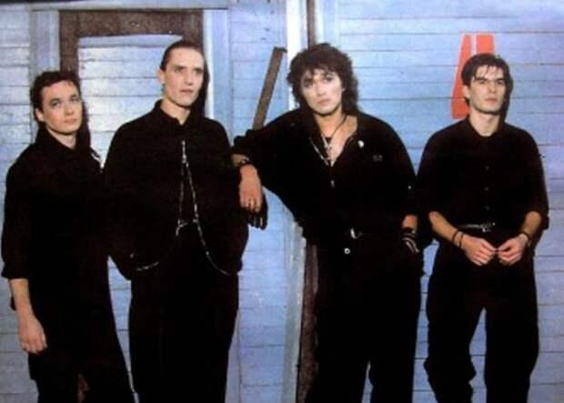 Группа *Кино* | Фото: best-pesnya.ru