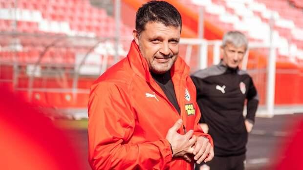 «Уровень РПЛ упал, игроки стали слабее». Интервью с Черевченко, который возглавил «Химки»