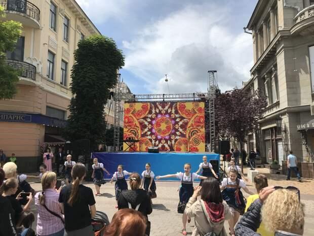 В Крыму начался Международный фестиваль «Великое русское слово»