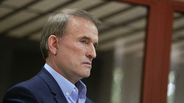 В России рассказали о «потрясающей» реакции Евросоюза по Медведчуку