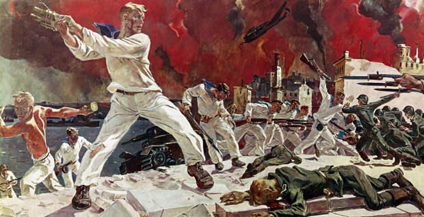 10 канонических картин советской идеологии
