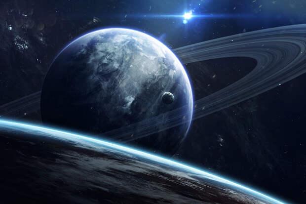 Великое соединение Юпитера и Сатурна произойдёт на глазах у россиян