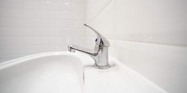 В мае горячую воду в Северном Тушине отключат по пяти адресам