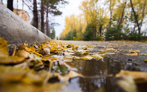 О чем должен помнить водитель в октябре: три главные неприятности