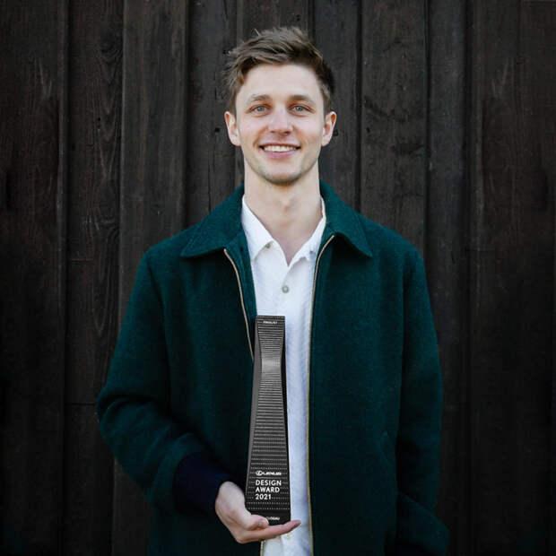 Назван победитель конкурса Lexus Design Award 2021