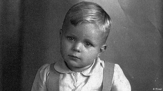 Как мальчик Саша из Крыма стал эталонным арийцем Третьего рейха