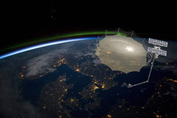 «Всевидящее око» компании Capella Space: предвестник революции в спутниковой разведке
