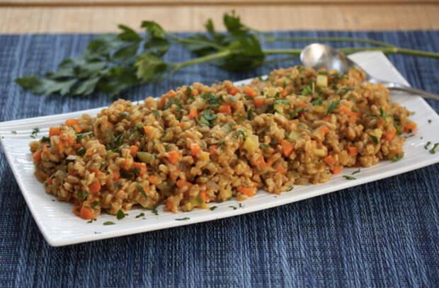 Блюдо, собравшее в себя все русские традиции