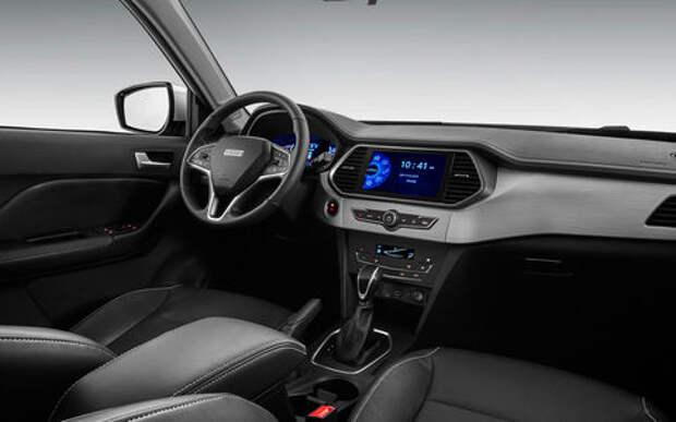 Названы новые цены кроссовера Lifan X70 — теперь подороже