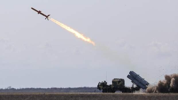 Военный эксперт счел новейшую украинскую ракету «Нептун» устаревшей