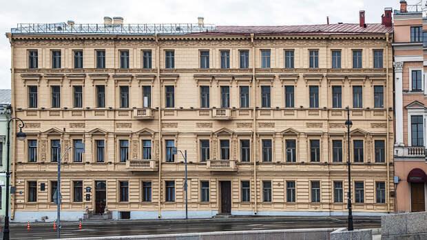Особняк фон Дервизов в Санкт-Петербурге