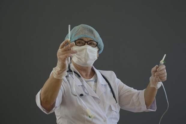 Появился «Список памяти» медицинских работников, умерших «на войне» с коронавирусом