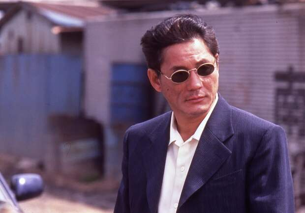 О японском режиссере Такеши Китано снимут байопик