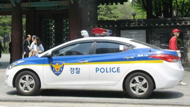 Жертвами обрушения жилого дома в Южной Корее стали девять человек