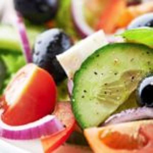 Настоящий «Греческий салат»