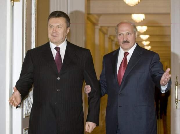Лукашенко рассказал, что не поступит как Янукович