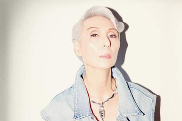 Пенсионерка перестала бояться старости, стала моделью и прославилась