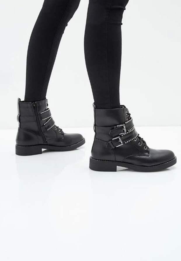 Ботинки, Haily's, 3 840руб. (Lamoda)