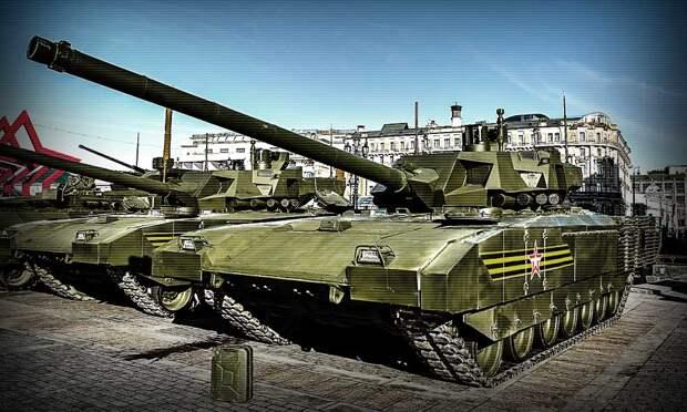 The National Interest: у русской «Арматы» есть лишь один недостаток