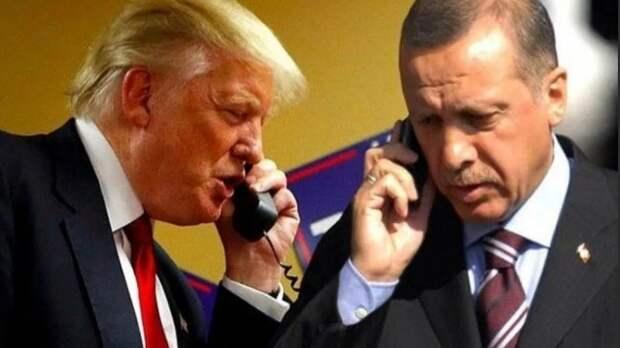 Турция готова в Сирии атаковать американцев, если они не уйдут