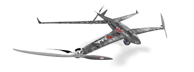 Конвертопланы производства ADA Aerospace заинтересовали военных