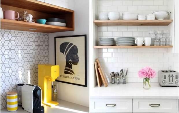 Какую плитку выбрать для кухни: 10 примеров очаровательного дизайна