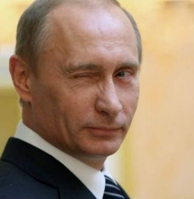 Путин захватил отель Трампа (фото)