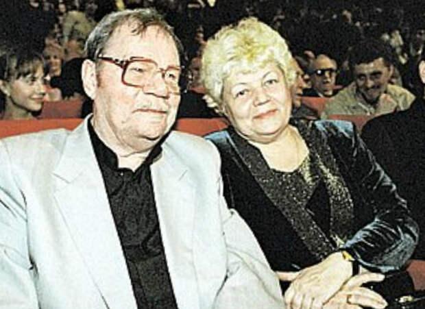 Три жены Михаила Пуговкина
