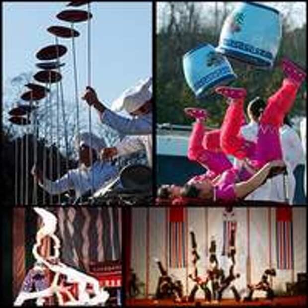 Цирк в Корее
