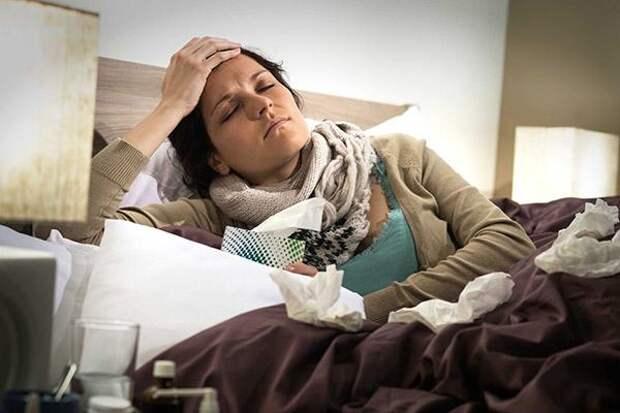 Иммунолог рассказала, как человек перенесет грипп после коронавируса