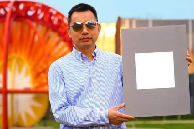 Физики разработали самую белую краску в мире