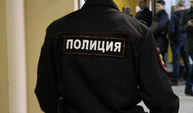 Оренбуржца оштрафовали на60 000 рублей запопытку задушить полицейского