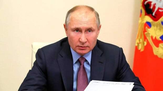Социологи оценили рост рейтинга Путина после оглашения Послания