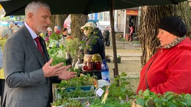 Журавлев поддержал борьбу жителей Псковской области за чистую воду